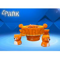 China Bear Sand Table Mini With 4 Chairs Equipped 20 Kg Colorful Sand on sale