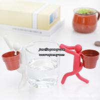 Ecoey desktop planting, Iron Man silicone furnishing articles Manufactures