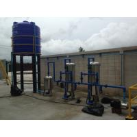 China Water Treatment Waste Plastic Recycling Machine on sale