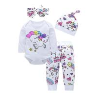 China Semi - Comb High Demand Baby Clothing , NewBorn White Baby Clothes Design on sale