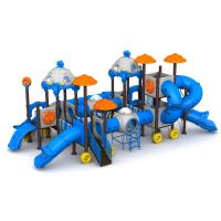 Car Series Kids Outdoor Playground Equipment Customized Size And Color Manufactures