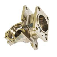 Optional Dimension CNC Stainless Steel Machining , Metal CNC Turning Parts Manufactures