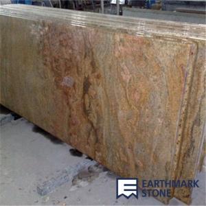 China Golden King Granite Countertop on sale