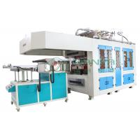 Full Automatic Disposable Plate Making Machine / Paper Cup Making Machine Manufactures