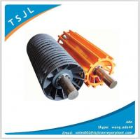 Spiral Wing Pulley / Tail Pulley / Industrial Pulley Manufactures
