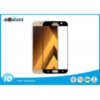 China Anti - Broken Samsung Tempered Glass Screen Protector Galaxy A7 HD Bubble Free on sale
