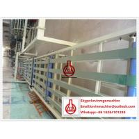 Fiber Cement Panel Roll Forming Machine for 6 mm - 18 mm Thickness 1.2 m Width Board Manufactures