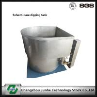 Two Types Solvent Base Paint / Water Base Paint Dipping Tank Coating Machine Parts Manufactures