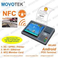 Movotek Touch POS Terminal with Bar code Scanner, RFID Reader and Thermal Printer Manufactures