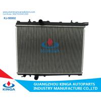 Buy cheap 16 /22/26 Mm Core Thickness Aluminium Car Radiators For Peugeot 206 Mt from wholesalers