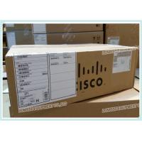 Multi - Core CPU 2 NIM Intelligent WAN Cisco ISR4321/K9 Router 50 Mbps - 100 Mbps Manufactures