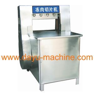 Frozen Meat Slicing Machine Manufactures