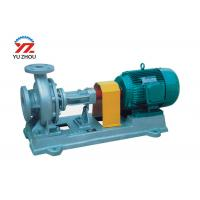 Electric Boiler Feed Water Pump , High Temperature Thermal Oil Pump RY Series Manufactures