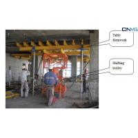 Construction Suspended / Concrete Slab Formwork Systems Shifting Trolley Manufactures