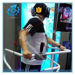High quality amusement park equipment 9d vibrating VR cinema Manufactures