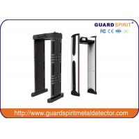 China Intelligence Multi Zone Metal Detector Archway For Airport Security , 299 Level Sensitivity wholesale