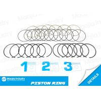 China Montero Sport  3000GT Diesel Engine Piston Rings , Hastings Pistons Rings on sale
