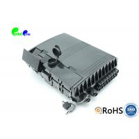 16cores Wall Mounted / Pole mounted Fiber terminal box / Distribution box  For FTTH / ODN project  ABS - PC , IP 65 Manufactures