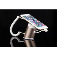 COMER anti-lost cell phone security holders with alarm sensor cable and charging cord for mobile stores Manufactures