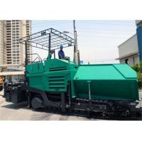 10.5m Width Asphalt Equipment Rental	 , 400 / 500 mm Thickness Concrete Paver Machine Manufactures