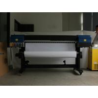 China DX5 Epson Head Eco Solvent  Inkjet Printer 1.8M With Interface USB 2.0 for home decorations on sale