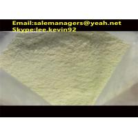 China 99% Purity Trenbolone Acetate Steroid Cas 10161-34-9 , Fat Loss Powder ISO Approved on sale