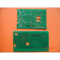 Green Computer 1 Layer PCB Single Sided Circuit Board Manufacturers Manufactures