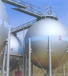 China LPG Storage Tank on sale