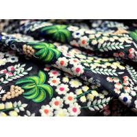 Deluxe Floral Multi Colored Lace Fabric for Heavy Embroidered Haute Couture Costume Manufactures