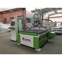 220V Computerized Wood Router , Automated Wood Router Reasonable Lathe Table Design Manufactures