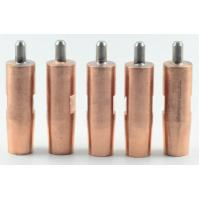 Buy cheap Back - Casting Tungsten And Copper Production Resistance Welding Electrodes from wholesalers