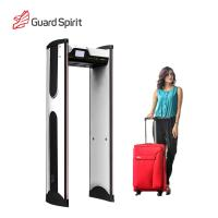 Network Support Security Walk Through Gate / Super Scanner Metal Detector Manufactures