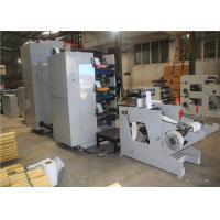 4 Colors High Speed Flexo Printing Machine 2500*1450*3300mm Dimension Manufactures