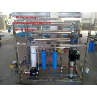 water purification plant Manufactures