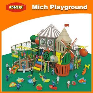 Indoor Playground Equipment (2008B) Manufactures