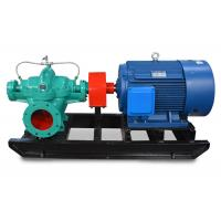 High Efficiency Horizontal Split Case Double Suction Centrifugal Pump 37kw 45kw 75kw Manufactures