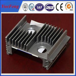 Powder coating aluminium heat sink radiator led housing manufacturer Manufactures