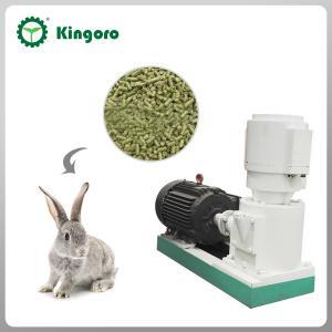 Buy cheap Animal feed pellet machine falt die model 120 from wholesalers