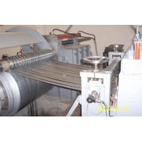 Carbon Plate Full Automatic Slitting Line / Stainless Steel Slitting Manufactures