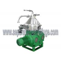 China High Efficiency Palm Oil Separator - Centrifuge PDSP-15000 , Disc Stack Separator on sale