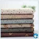100%cotton 40x40 133x72 beautiful printed shirt fabric Manufactures