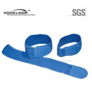 Heat Resistance hook and loop fastener tape , Loop And Hook Fasteners Sewable  By The Roll