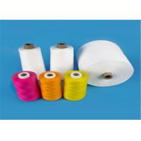 Buy cheap Raw White 40s/2 100% Virgin Polyester Spun Yarn for Sewing Thread High Tenacity from wholesalers
