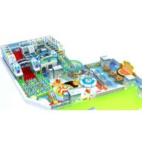 Large Residential Indoor Playground Equipment / Home Playground Equipment Manufactures