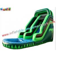 Kids Play Toys Big Commercial Outdoor Inflatable Backyard Water Parks Slides for re-sale Manufactures