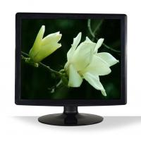 Commercial Custom 19 Inch CCTV LCD Monitor With 110 to 240V AC