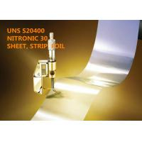 China UNS S20400 / Nitronic 30 SS Special Alloys For Automotive With Excellent Fabricability on sale