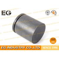 China Mini Graphite Crucible Cup For Melting Copper Alloy Thermal Conductivity on sale