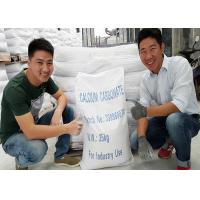 Precipitated Calcium Carbonate For Paper , Light Calcium Carbonate CAS No. 471-34-1 Manufactures