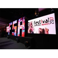 Low Attenuation Rental LED Display Mesh Video Wall Display P15.6mm Meanwell Power Supply Manufactures